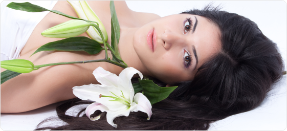 Scar removal for women