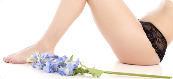 Tummy, thigh and knee liposuction for women