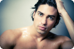 Abrasion treatments for men